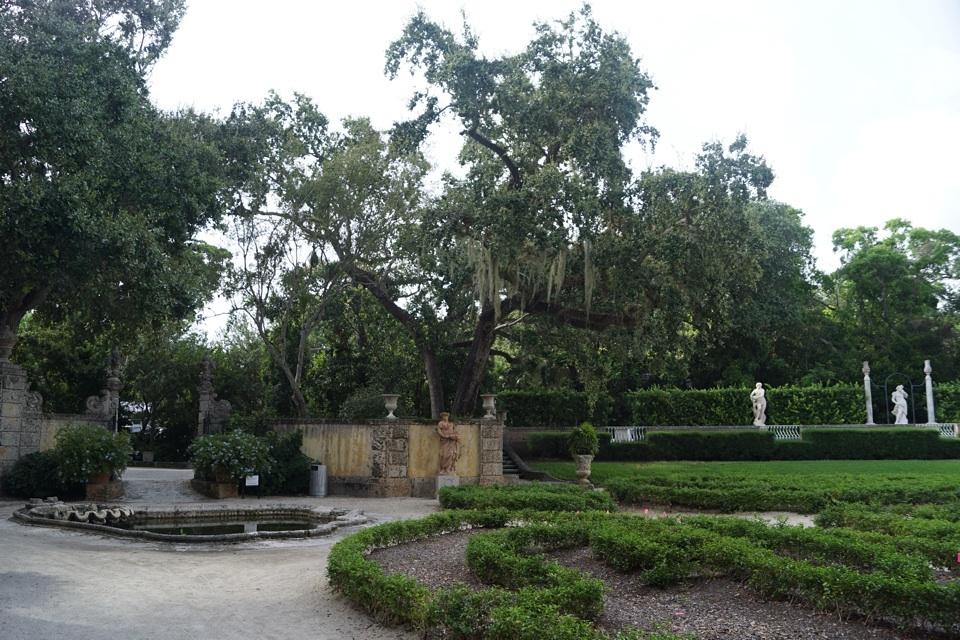 Vizcaya Museum & Garten