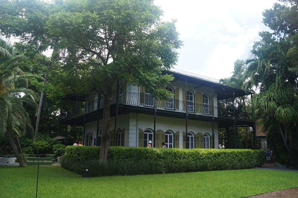 Das Hemmingway House