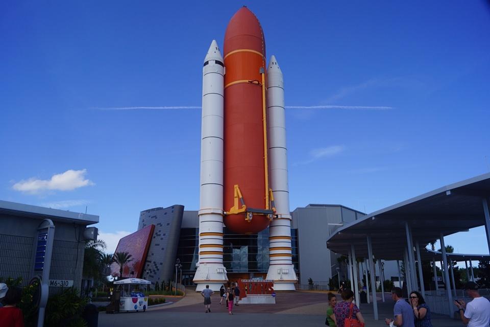 Die Trägerraketen des Shuttles