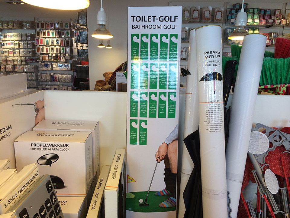 Toilettengolf
