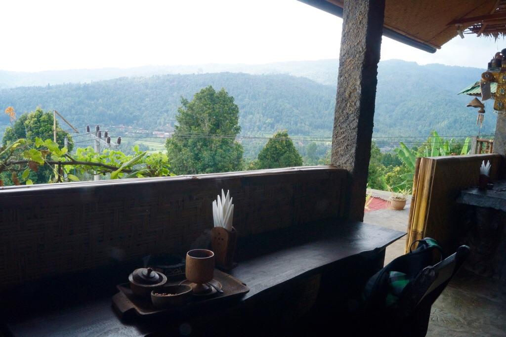 ... in idyllischer Atmosphäre!
