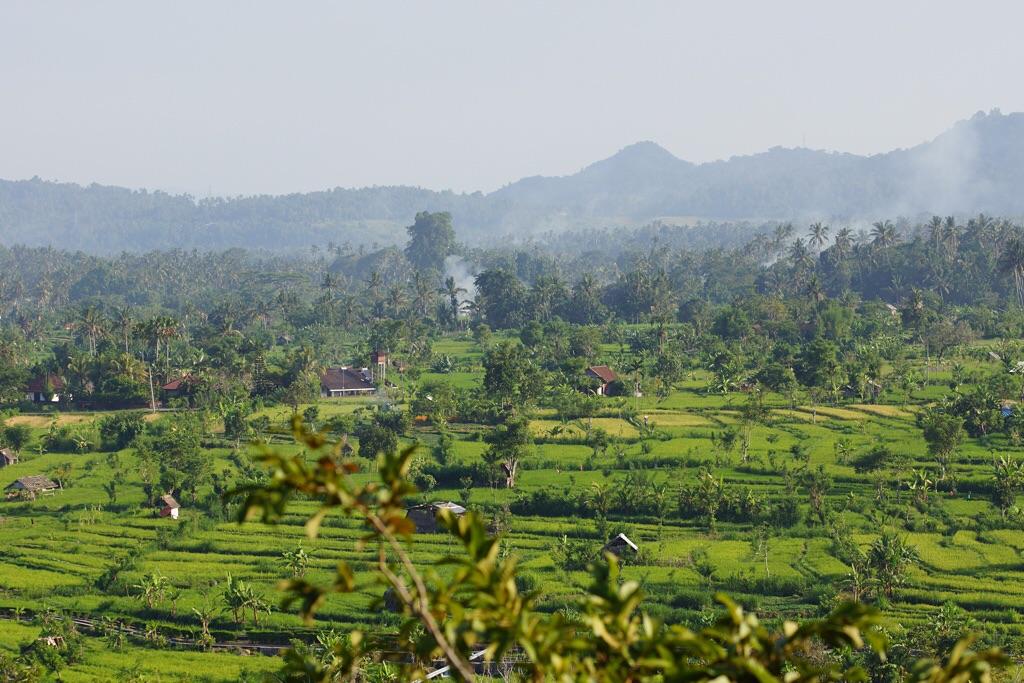 Balis Hinterland im Süd-Osten