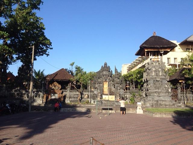 Tempelam Kuta Beach