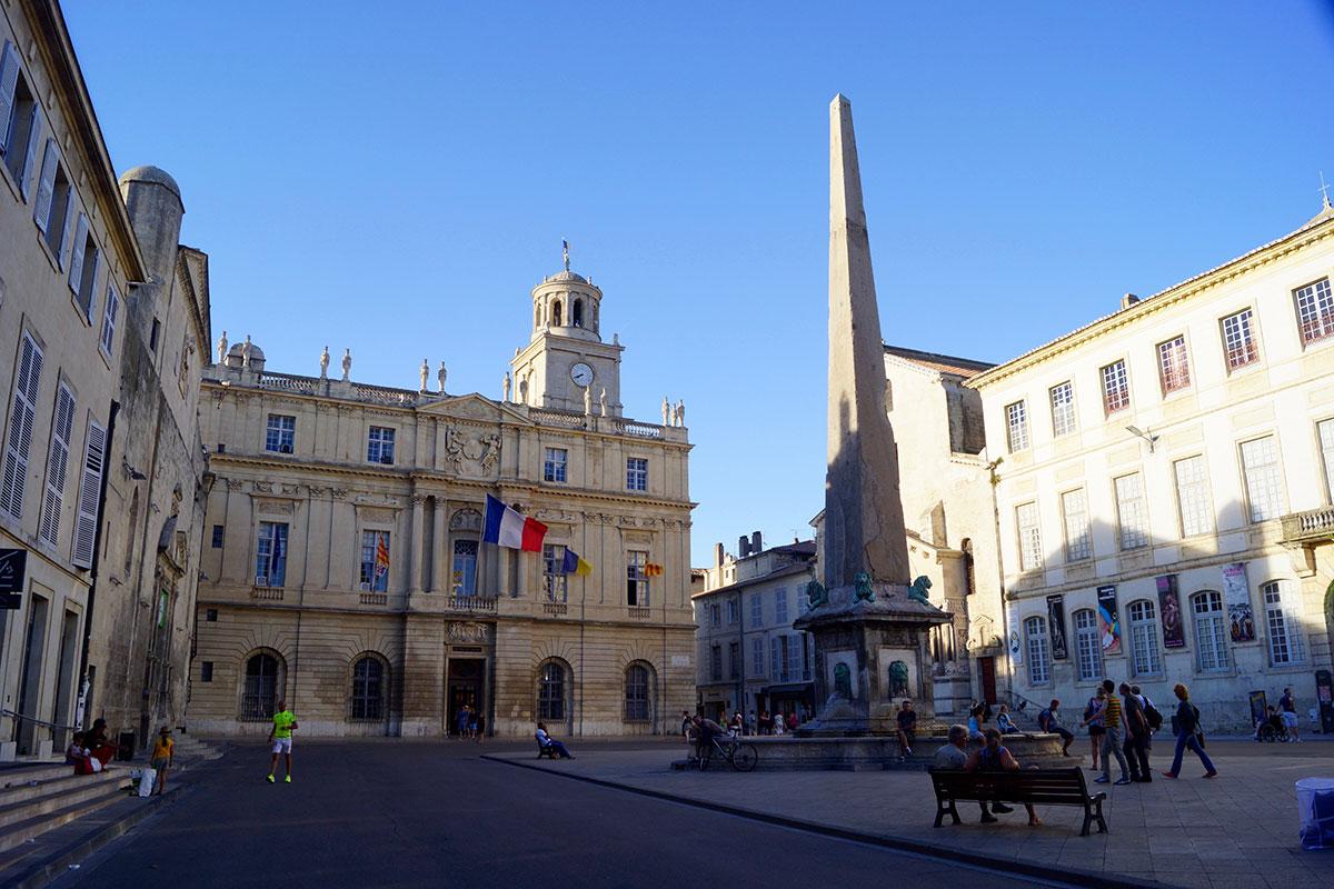Rathaus von Arles