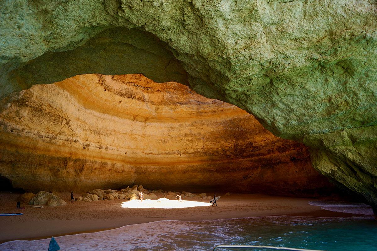 Höhle von Benagil
