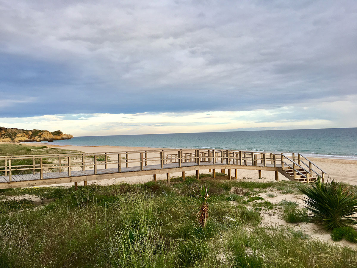 Strand von Alvor